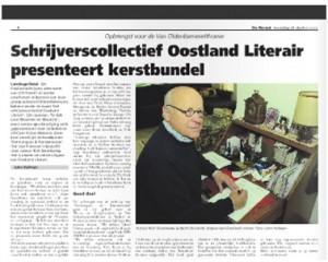 oostland literair